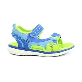 Xăng đan cho bé trai ưa vận động Crown Uk Active sandals Crown Space Cruk522.18.BL