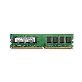 Ram Máy tính 2GB DDR2 800MHz ( PC2-6400U )