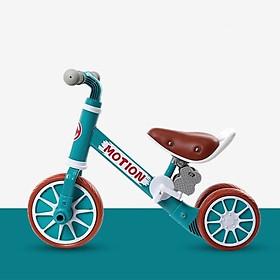 Xe đạp xe thăng bằng trẻ em 2 trong 1 cao cấp (1-3-6 tuổi)