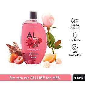 Sữa Tắm Nước Hoa Laura Anne  Allure- For Her