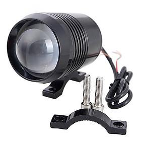 Đèn Trợ Sáng Xe Máy U1 Spot Light 10W Chống Nước Tuyệt Đối IP55 - Hàng Nhập Khẩu