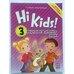 Hi Kids 3 Alphabet Book