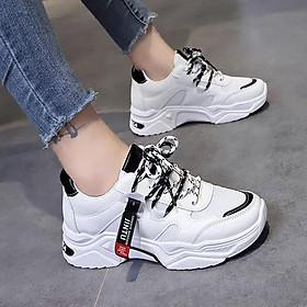 Giày sneaker nữ phối màu