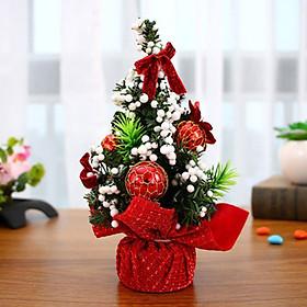 Cây Thông Giáng Sinh Để Bàn (20cm)