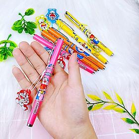 Bút máy Doremon chất lượng tốt tặng kèm ngòi bút
