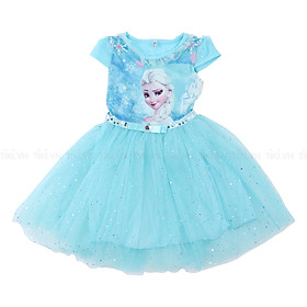 Đầm Bé Gái Elsa D264