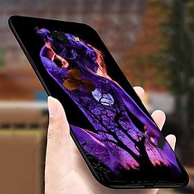 Ốp lưng điện thoại Samsung Galaxy J1 2016 - Phía sau một cô gái MS PS1CG007