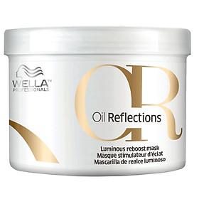 Dầu hấp ủ tóc cao cấp WELLA Oil Reflections Luminious tăng cường sáng bóng chính hãng Đức-0
