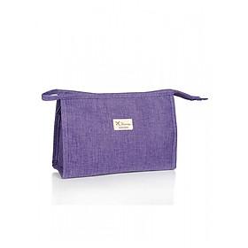 Túi đựng phụ kiện, đồ mỹ phẩm phong cách Hàn Quốc (22 x 15 x 7cm)