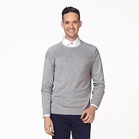 Áo Sweater Nam Tay Dài Interight