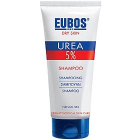 Dầu Gội Cho Da Khô Vẩy Nến, Nấm Eubos Urea 5% Shampoo (200ml)