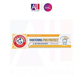Kem đánh trắng răng Arm & Hammer - Whitening Pro Protect