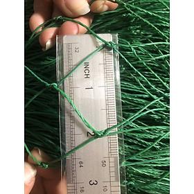 Lưới gà cước  xanh hàng chuẩn bền, chất lượng.