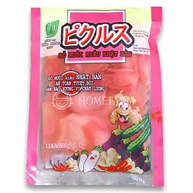 [Chỉ giao HN] - Gừng Hồng Nhật Bản - 100 gr