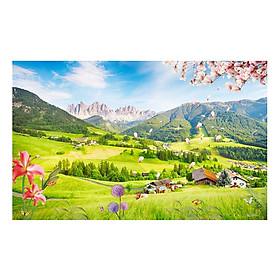 Tranh Dán Tường Phong Cảnh 3D LN0322