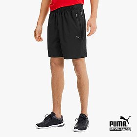 PUMA - Quần short thể thao nam BMW M Motorsport Ready to React Woven Tech 596086-01