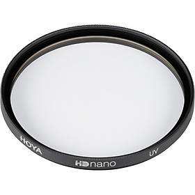 Kính Lọc Filter Hoya HD NANO UV 72mm - Hàng Chính Hãng