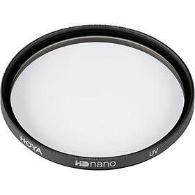 Kính Lọc Filter Hoya HD NANO UV 62mm - Hàng Chính Hãng