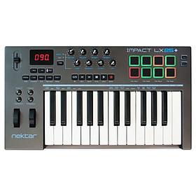 Keyboard Phối Nhạc Chuyên Nghiệp - Nektar Impact LX25+, LX49+, LX61+, LX88+ (Hàng Nhập Khẩu)