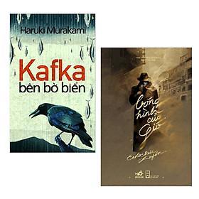 Combo Tiểu Thuyết Bán Chạy: Kafka Bên Bờ Biển + Bóng Hình Của Gió (Bộ 2 Cuốn/ Tặng kèm Bookmark  Happy Life)