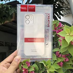 Ốp Lưng Silicon TPU Hoco  Dành Cho iPhone 12 Mini, iPhone 12 Pro , iPhone 12 Pro Max - Hàng Chính Hãng