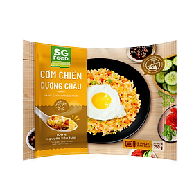 [Chỉ Giao HCM] - Cơm Chiên Dương Châu SG Food Túi 250g
