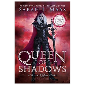 Queen Of Shadows (Miniature Character Collection) (Throne Of Glass Mini Character Collection)