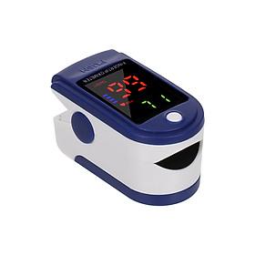 Digital Fingertip Pulse Oximeter LED Display Blood Oxygen Sensor Saturation Mini SpO2 Monitor PR Pulse Rate Measurement