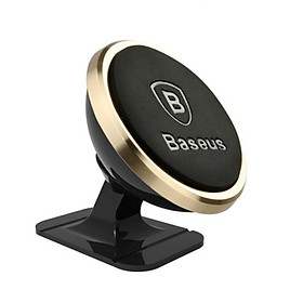 Giá đỡ điện thoại ô tô Baseus hút nam châm SUGENT-NT0V - Hàng Nhập Khẩu