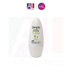 Lăn khử mùi Simple Kind To Skin Soothing Anti Perspirant 50ml