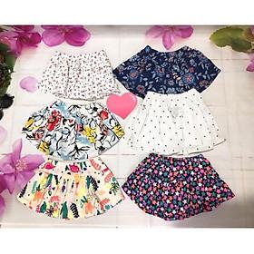 Váy Quần Bé Gái Size Đại - 3 Cái
