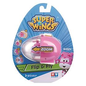 Bệ Phóng Quả Trứng - Dizzy Lốc Xoáy Super Wings YW710664