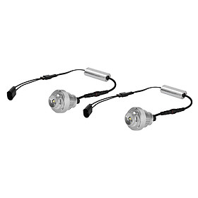 Angel Eyes Angel Eye Light Durable 6500K 2PCS LED Light for BMW E60-A20