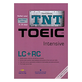 TNT TOEIC - Intensive (Third Edition) (Kèm file MP3)