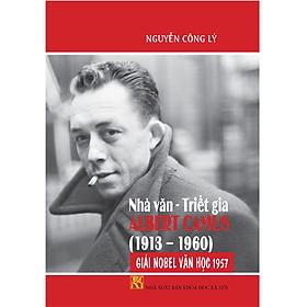 Nhà Văn- Triết Gia Albert Camus (1913-1960)