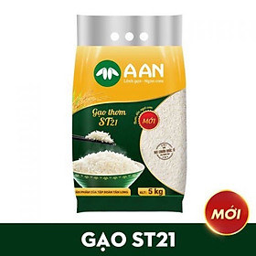 Gạo dẻo ST21 - túi 5kg
