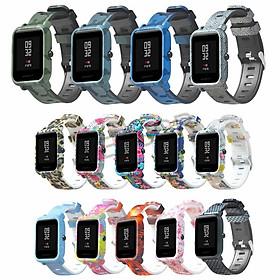 Đồng hồ thông minh xiaomi Haylou LS02 Dây đeo mềm bằng silicon(Mua hai bộ bảo vệ đồng hồ quà tặng)