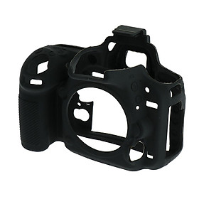 Silicone Case Cover Skin for Nikon D750 Digital Camera Housing Protector Accessory - Comfortable Feeling