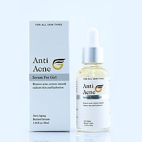 ANTI ACNE FOR GIRL Serum hỗ trợ điều trị mụn