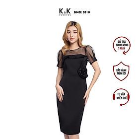 Váy Đầm Ôm Body K&K Fashion KK103-06