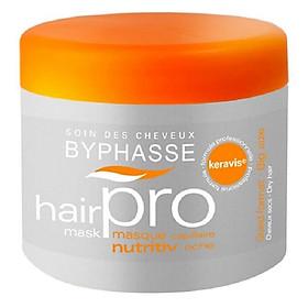 Ủ Tóc Hair Pro Byphasse (500ml) màu cam