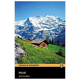 Level 2: Heidi Book and MP3 Pack (Pearson English Graded Readers)
