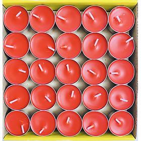 Nến Bơ 100 viên không mùi không khói đảm bảo nến bơ sạch TP1038
