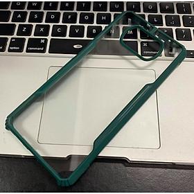 Ốp Lưng Chống Sốc Lưng Trong Suốt Bảo Vệ camera Cho Xiaomi POCO X3 NFC, POCO X3 Pro - Hàng nhập khẩu