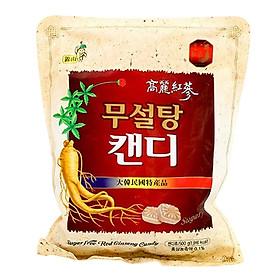 Kẹo Sâm Không Đường Korea Red Ginseng (500G)