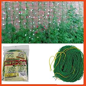 Lưới Làm Giàn Leo TH Garden - Lưới Làm Giàn Cây Dầy Độ Bền Cao
