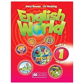 English World 1 PB + eBook Pk