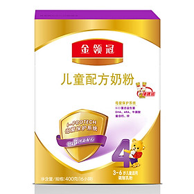 Sữa Bột Trẻ Em Yili 400g (Cho Trẻ Từ 3-6 Tuổi)