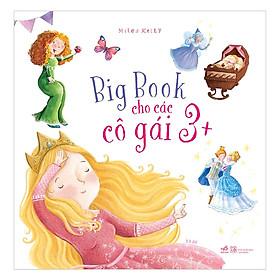 Cuốn sách đáng yêu giúp em phát triển tư duy: Big book cho các cô gái 3+