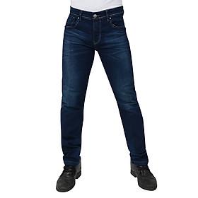 Quần Jeans Skinny Nam A91 JEANS Thời Trang L01 MSKBS001ME - Xanh